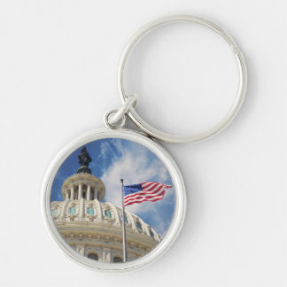 USA, Columbia, Washington DC, Capitol Building Keychains