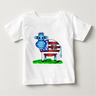 USA cow T Shirt