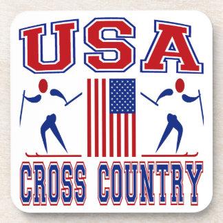 USA Cross Country Skiing Coaster