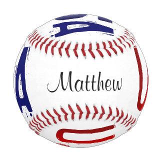 USA Custom Name Baseball