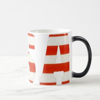 USA Customize me! Magic Mug
