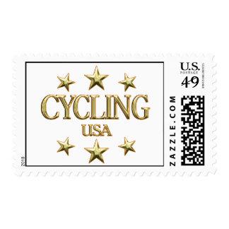 USA Cycling Postage
