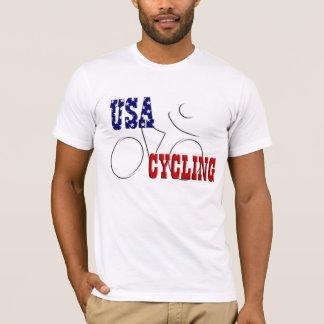 USA Cycling Sports T-shirt
