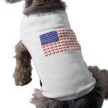 USA Dachshund Doggie T-shirt