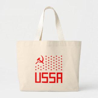 Usa Day Jumbo Tote Bag