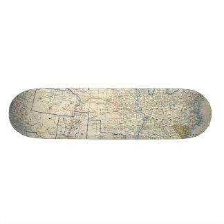 USA Dec 1860 Custom Skateboard