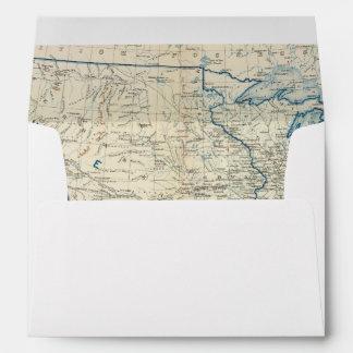 USA Dec 1860 Envelopes