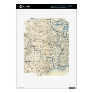 USA Dec 1860 iPad 3 Decals