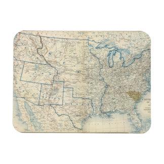 USA Dec 1860 Magnet