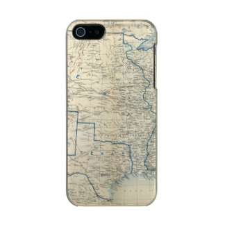 USA Dec 1860 Metallic iPhone SE/5/5s Case