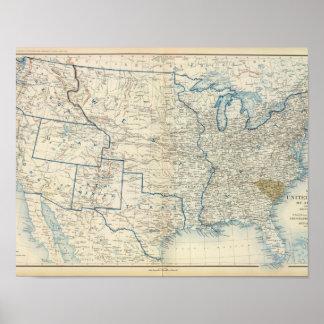 USA Dec 1860 Poster