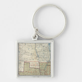 USA Dec 1861 Keychain