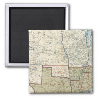 USA Dec 1861 Magnet