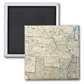 USA Dec 1862 Magnet