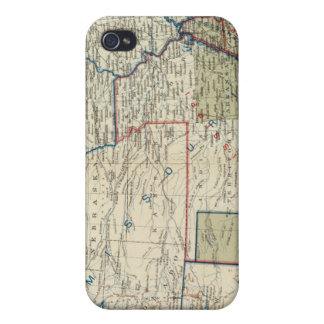 USA Dec 1863 iPhone 4 Cover