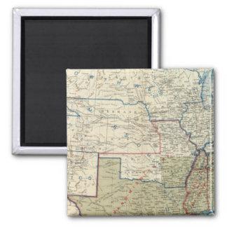 USA Dec 1863 Magnet