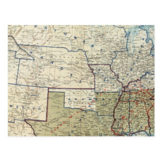 USA Dec 1864 Postcard