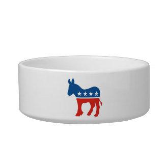 usa democrat party donkey united states america cat water bowl