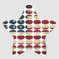 USA DIRTY FLAG PRODUCTS STICKER