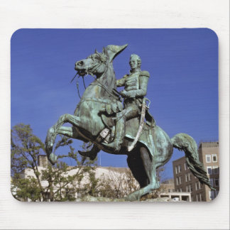 USA, District of Columbia. The triumphant, Mouse Pad