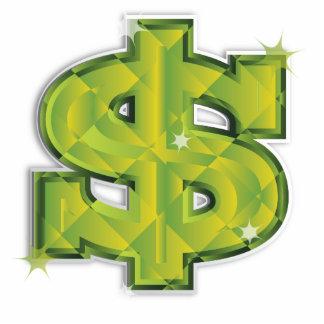 USA Dollar Statuette