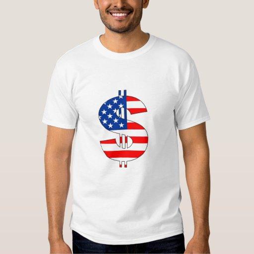 usa dollar symbol money sign T-Shirt