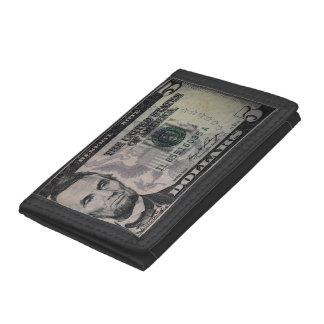 USA Dollar Trifold Wallet