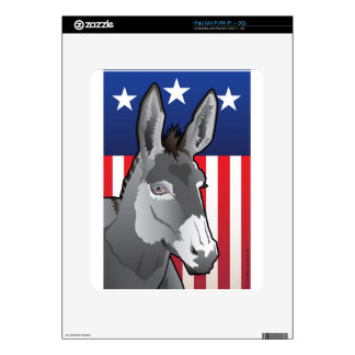 USA Donkey, Democrat Pride Skins For iPad
