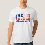 USA Drinking Team T-shirt