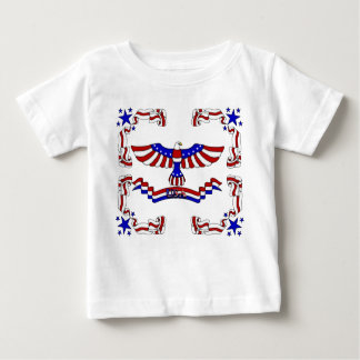 USA Eagle Baby T-Shirt