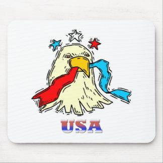 USA Eagle Mouse Pad