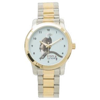 USA Eagle Wrist Watches