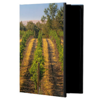 USA, Eastern Washington, Walla Walla Vineyards Case For iPad Air