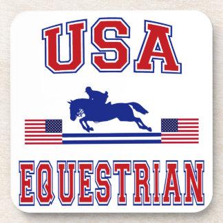 USA Equestrian Coaster