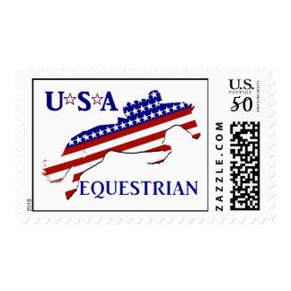 USA Equestrian Postage