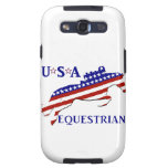 USA Equestrian Samsung Galaxy S3 Covers