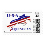USA Equestrian Stamps