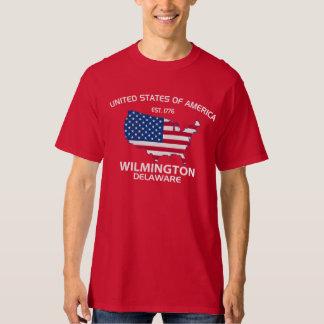 USA EST. 1776 WILMINGTON DELAWARE TEE