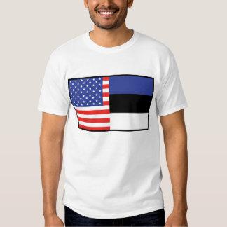 USA/Estonia Tees