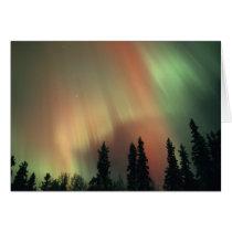 USA, Fairbanks area, Central Alaska, Aurora 3