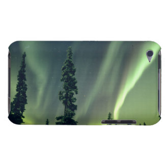 USA, Fairbanks area, Central Alaska, Aurora iPod Case-Mate Case