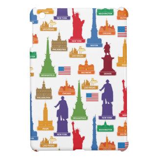USA Famous City iPad Mini Cases