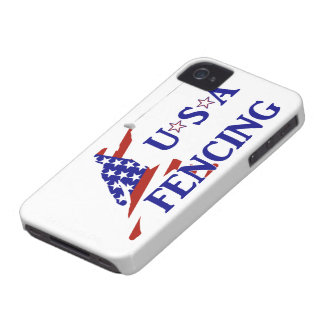 USA Fencing iPhone 4 Covers