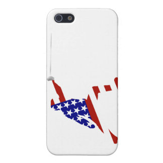 USA Fencing Fencer iPhone 5 Cover