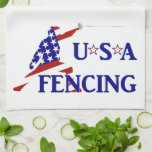 USA Fencing Hand Towels