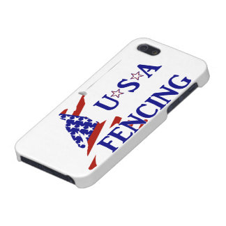 USA Fencing Case For iPhone 5