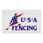 USA Fencing Posters