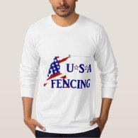 USA Fencing T-Shirt