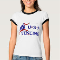USA Fencing T-Shirt