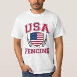 USA Fencing Tee Shirt